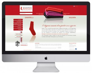 Creation et réalisation de propositions webdesign