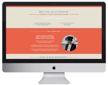 Création et réalisation webdesign du site encodage html
