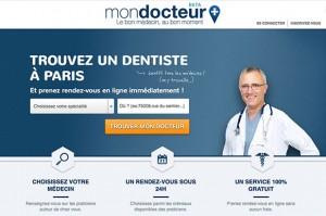 WebDesign Mondocteur.fr