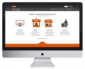 Directeur Artistique Marguerite Lavayssiere Creation logo charte graphique site internet